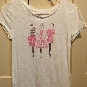 LOFT Graphic T Shirt
